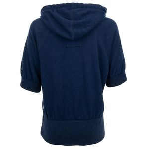 Old Navy Sweaters - Old Navy short sleeve sweater with hoodie